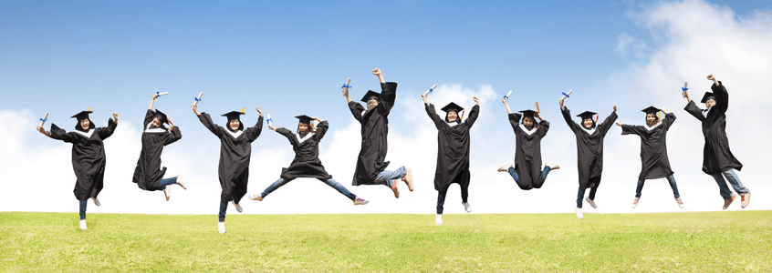 Undergraduate Degree Earners – 2019