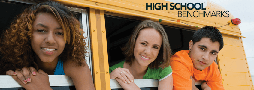High School Benchmarks –  2018